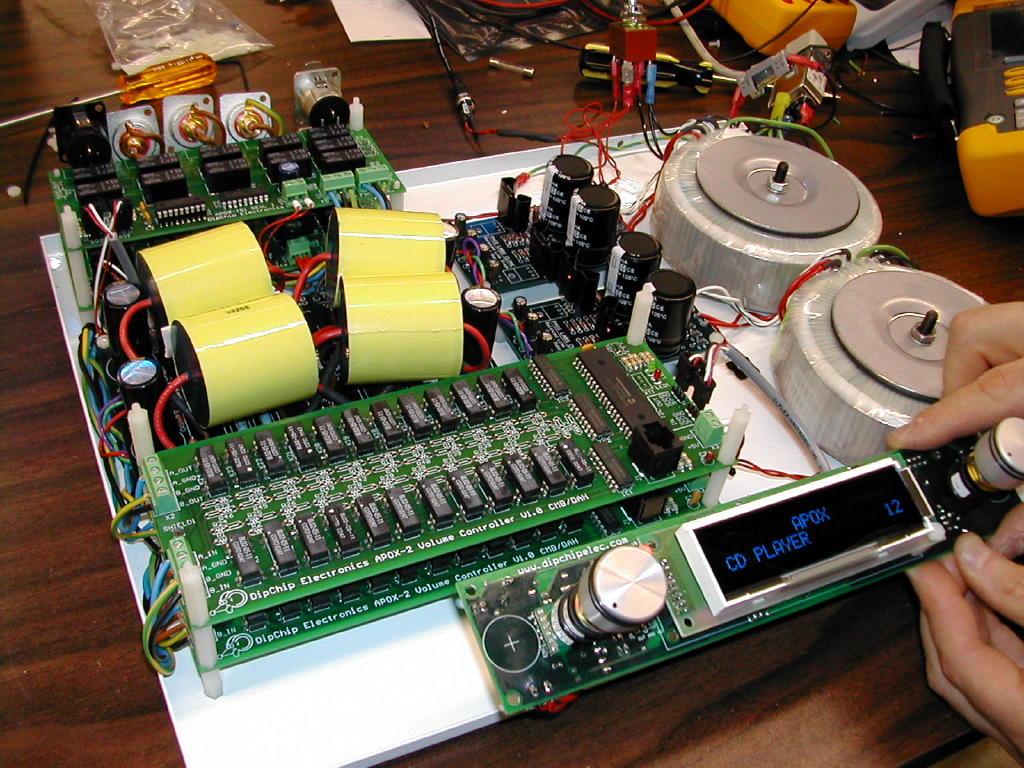 Apox Audio   Apox Controls